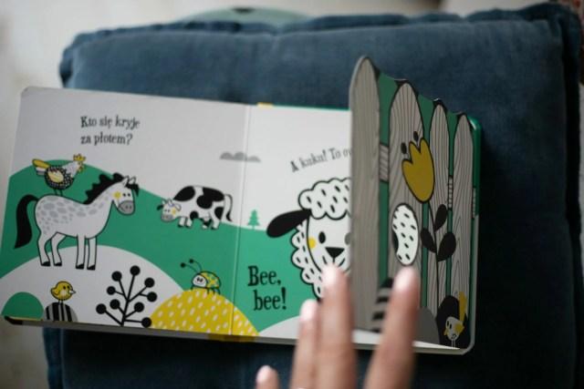 kartonowe książki dla dzieci
