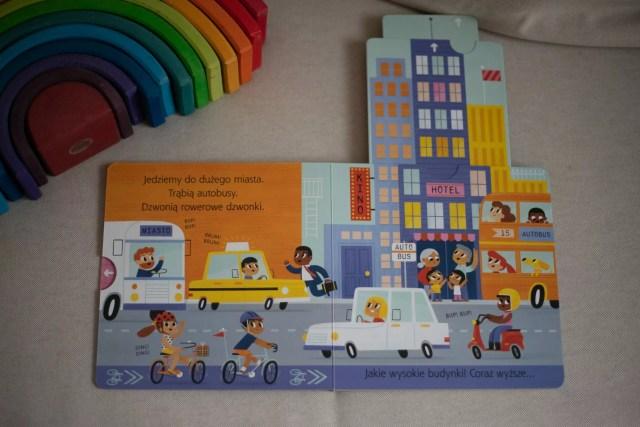 książki dla dzieci z wysuwanymi elementami
