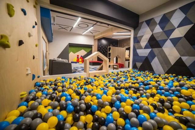 Hotel Zawrat Ski Resort & Spa - sala zabaw dla dzieci