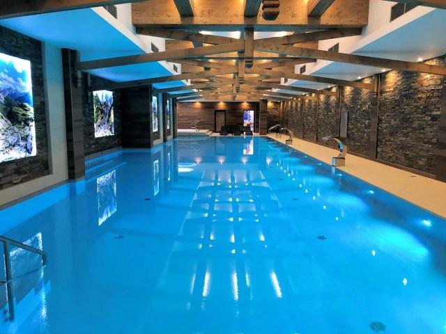 Grand Stasinda - basen - atrakcyjnie miejsca dla dzieci
