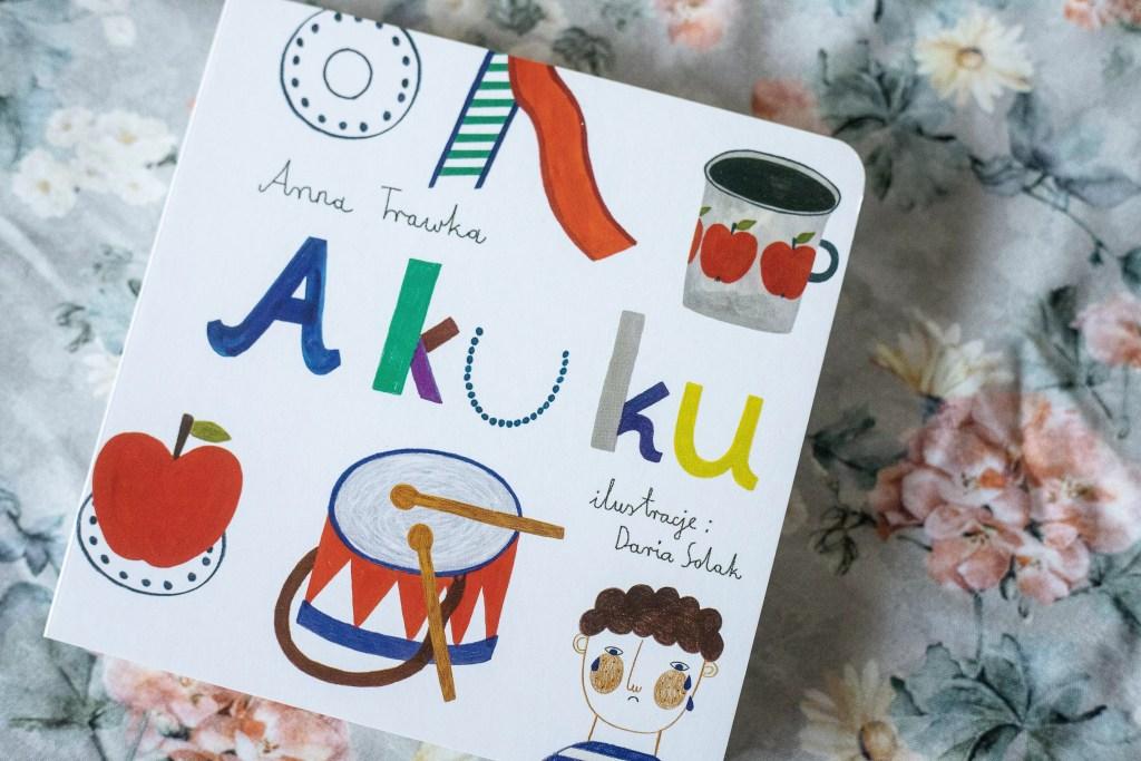A kuku - zdjęcie okładki książki Anny Trawki