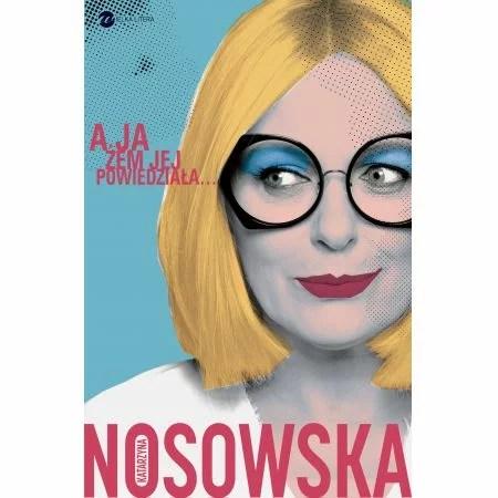 książki do czytania - Nosowska