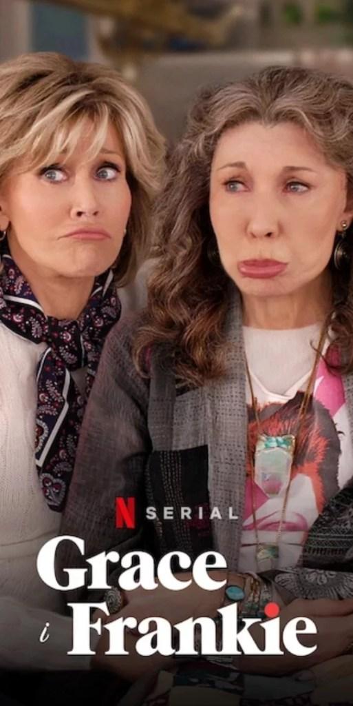 fajny serial na Netflix - Grace and Frankie