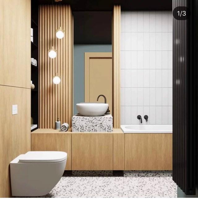 inspiracje na łazienkę