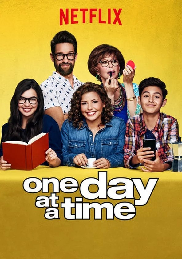 Netflix - najlepsze seriale - one day at a time