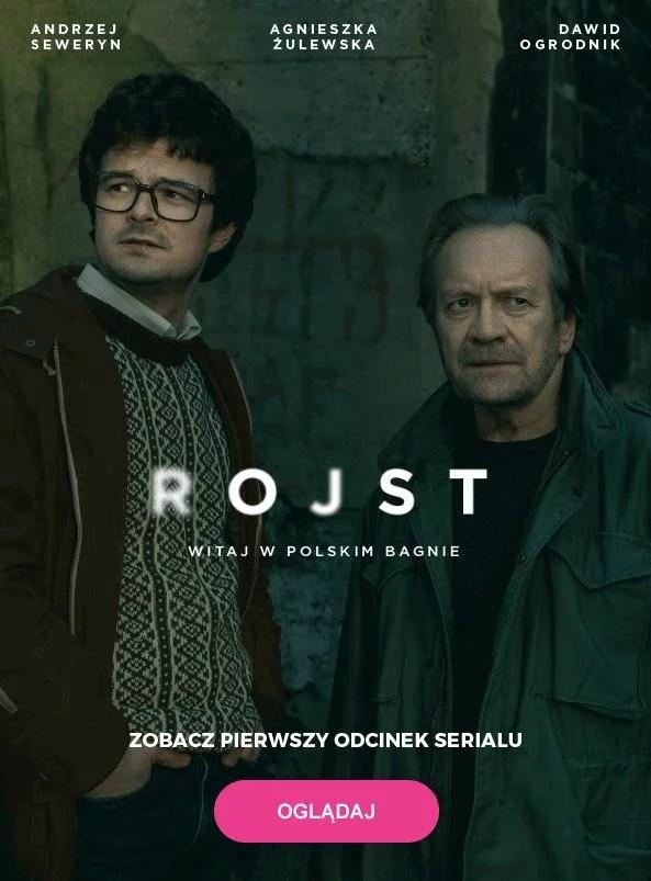polskie seriale na Netfli - Rojst