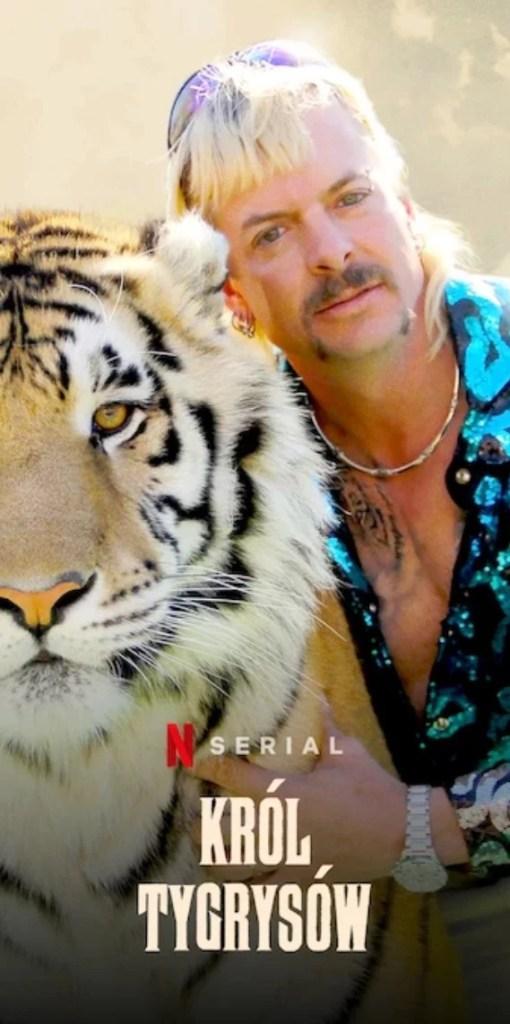 king tiger - netflix - poster
