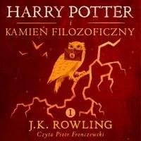okładka książki - Harry Potter i Kaień FIlozoficzny