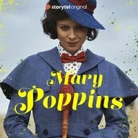 okładka audiobooka - mary poppins