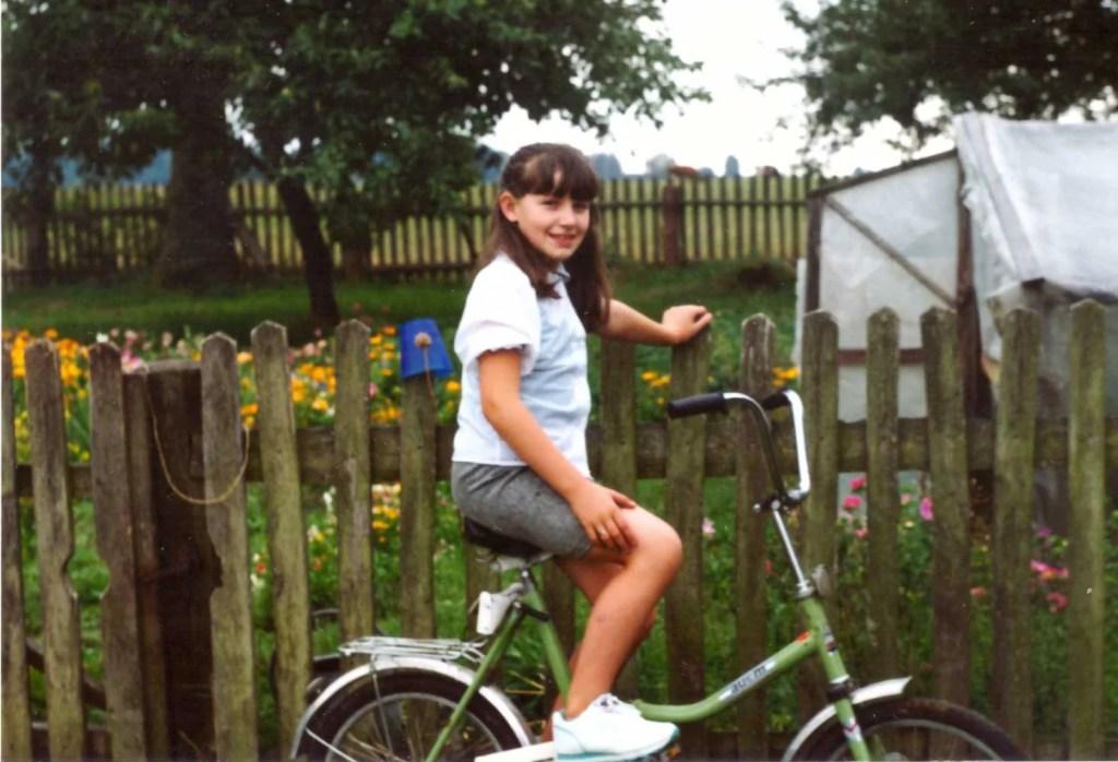 Jak nauczyć dziecko jeździć na rowerze jak ma już 8 lat