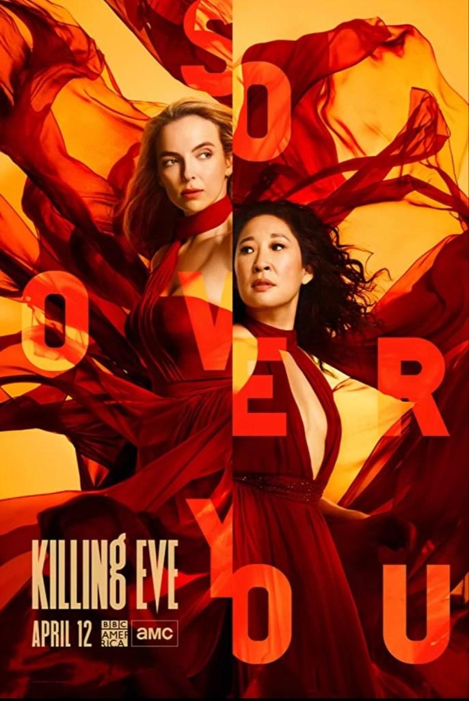 okładka serialu killing eve