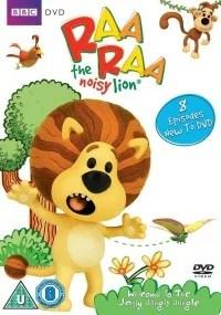Raa Raa, mały, hałaśliwy lew