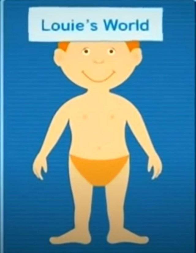 Świat małego Ludwika