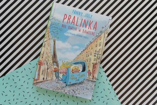okładka książki - Seria o Pralince, Franny Joly, wyd. Znak