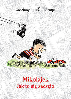 komiks dla dzieci - mikołajek
