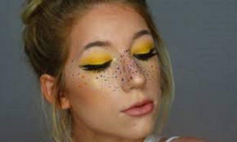 Necessaire da Diva rf-6-Cópia-Maior Maquiagem para o carnaval com Rainbow freckles -vamos fazer ! Beleza  sardas para carnaval Rainbow freckles maquiagem para o carnaval dicas de maquiagem para o carnaval