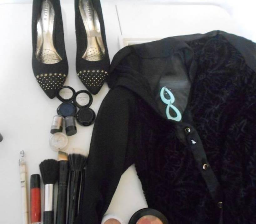 Necessaire da Diva FA15 Com que roupa eu vou sair à noite. Moda  vestido estampado strappy bra roupa. roupa transparente moda looks para sair à noite dicas de moda dicas