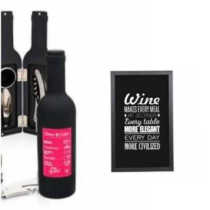 Necessaire da Diva photostudio_1492535552295 Lindos quadros para os apreciadores de um bom vinho. Coisas de Bárbara.  Vinho Quadros de parede Para apreciadores de um bom vinho Gorila Clube Dicas de presentes decoraçaõ