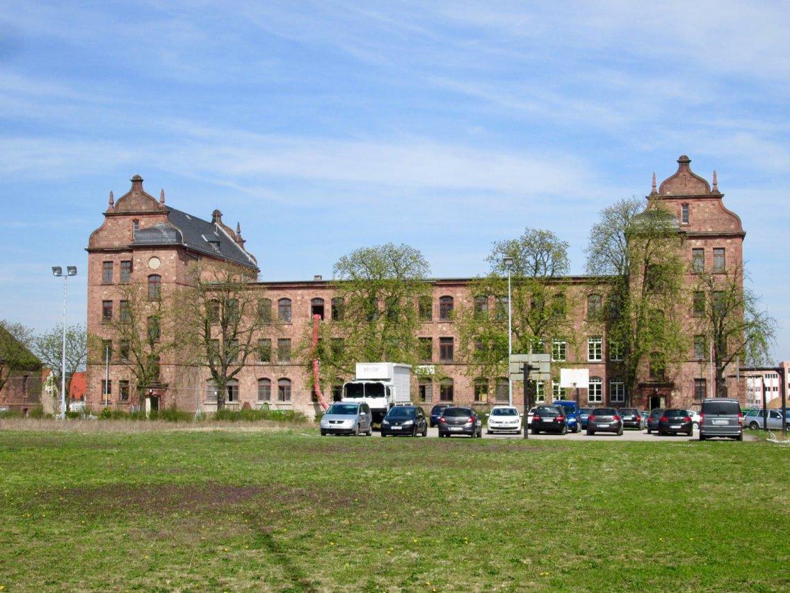Parkende Autos am Turleyplatz (Archivbild) | Foto: M. Schülke