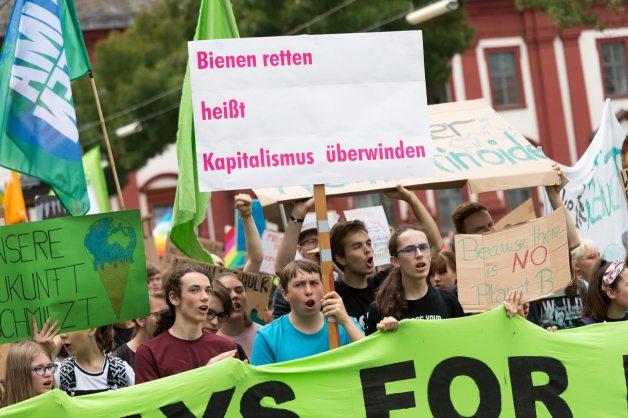 Fridays for future Mannheim am 19. Juli 2019 | Foto: CKI