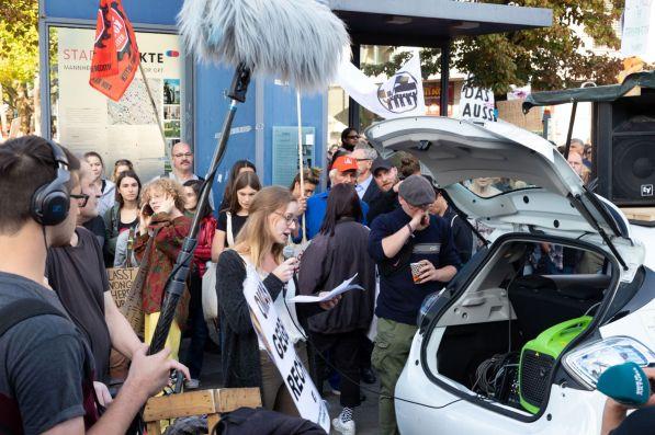 """2019 09 20 fridays for future 01 cki - Bislang größte """"Fridays for Future""""-Demo in Mannheim"""