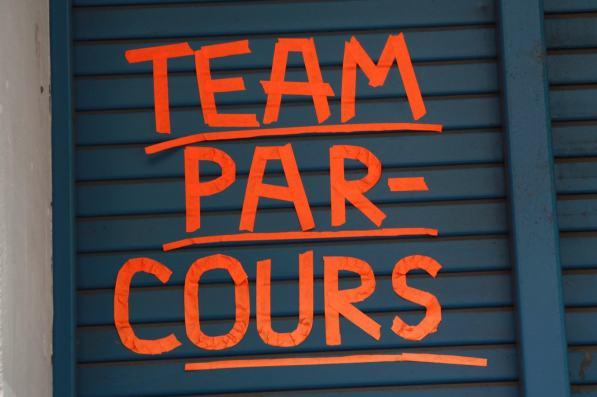 Teamparcours | Foto: Johannes Paesler