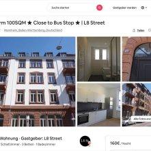 loebel airbnb warm 100sqm close to bus stop l8 street - Wie man mit Hilfe der GBG einen Mieter los wird…