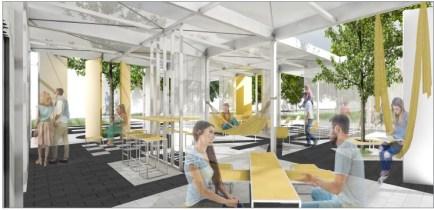 entwurf perspektive 2 mwsp julia heinz - Pavillon am Neumarkt: Kritik an Abstimmungsprozess