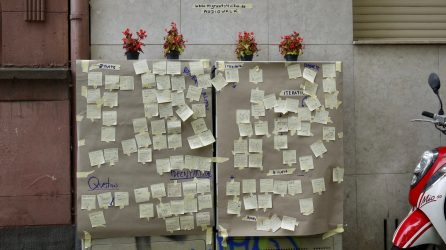 verkehrsversuch p1100075 - Fotostrecken: Hofflohmärkte und Aktionstag zur Aufenthaltsqualität im öffentlichen Raum