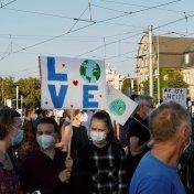 klimastreik demo allefuersklima 2021 09 24 p1100195 - Fotostrecke: Über 4000 bei Klimastreik in Mannheim