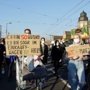 klimastreik demo allefuersklima 2021 09 24 p1100221 - Fotostrecke: Über 4000 bei Klimastreik in Mannheim