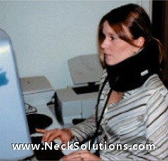 tech neck symptoms and how to treat them