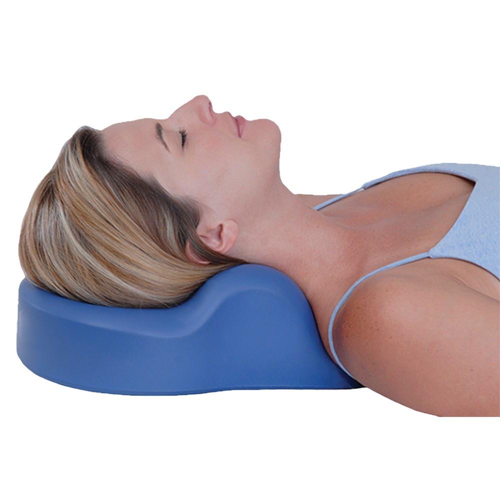 cervical traction pillow traction