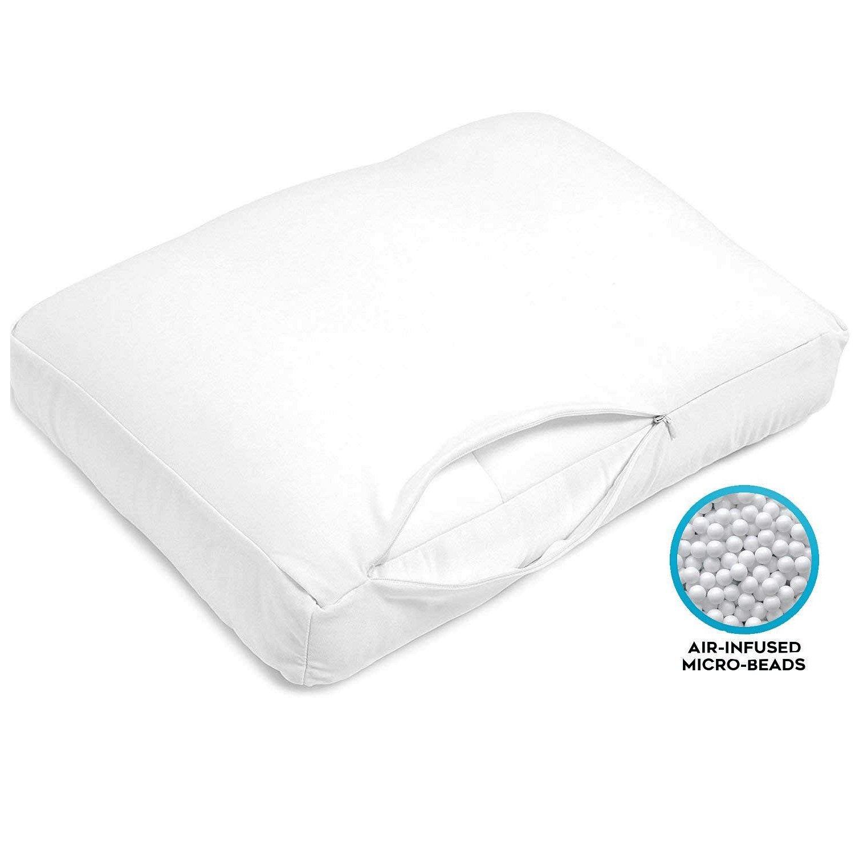 microbead pillow cloud comfort