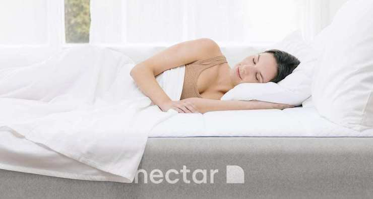 Sleeping On Nectar