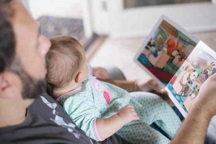 How Babies Affect Dads
