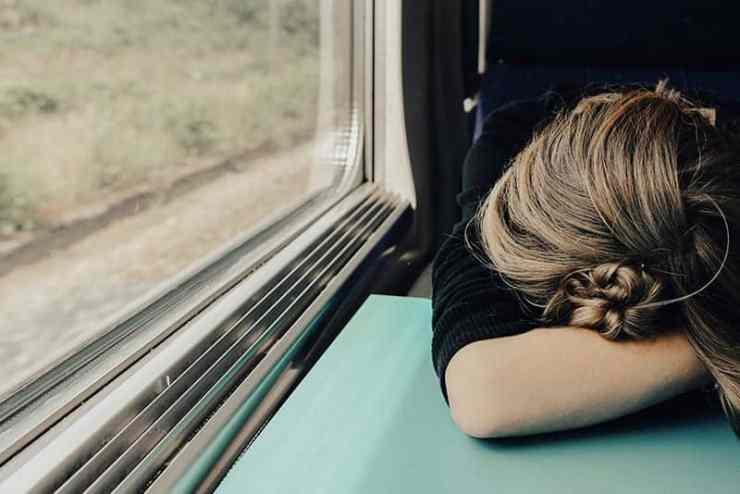 Sleep deprivation symptoms