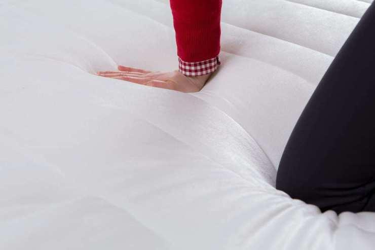 Feel sink mattress