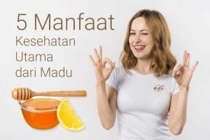 5 manfaat madu