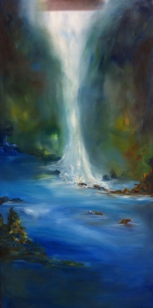 Waterval van Mireille van de Riet 2