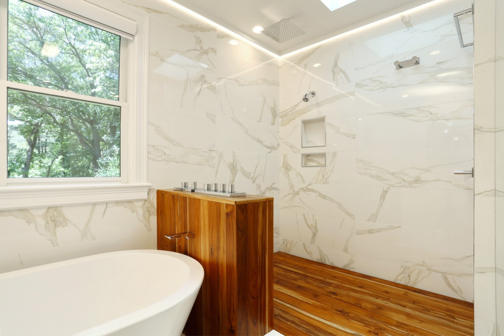 boston bathroom remodeling contractors - ne design build