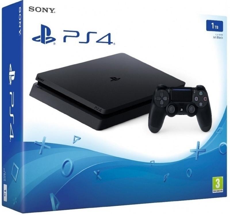 Sony Playstation 4 500gb Zwart Incl Destiny Usk 16 Sony