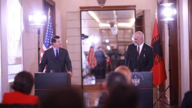 Photo of Rama firmos marrëveshjen me SHBA për ndërtimin e HEC-it të Skavicës