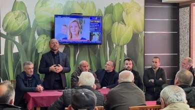 Photo of Gjobiten lokalet që PD organizoi takimet në Dibër, reagon ashpër Xhelal Mziu….!