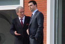 Photo of Zgjedhjet në PD, Berisha mbi dy orë në selinë blu, takim me Lulzim Bashën