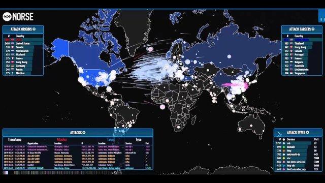 24 siber sava%C5%9F - Siber Uzayda Siber Savaş ve Bilgi Savaşı