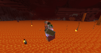 Minecraft İksir Standı Yapımı