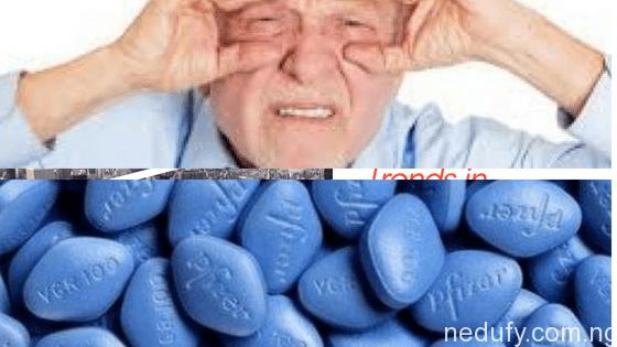 viagra blindness
