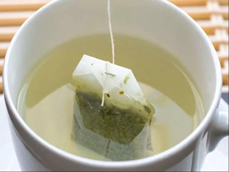 how to prepare Camellia sinensis tea with tea bags