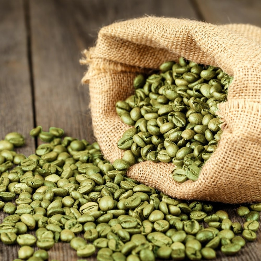 green coffee bean - Natural Appetite Suppressants